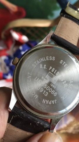 Relógio Polo Ralph Lauren