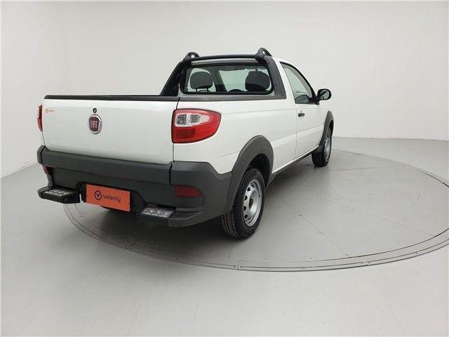 Fiat Strada 2018 1.4 mpi hard working cs 8v flex 2p manual - Foto 4