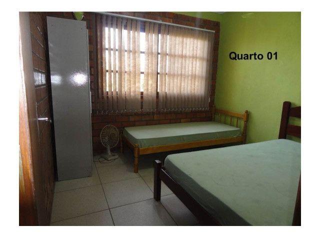 Aluga-se casa para veraneio em Arambaré 01 quadra da praia - Foto 6