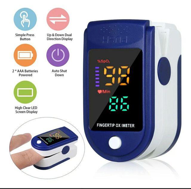 Oximetro de pulso - Foto 5