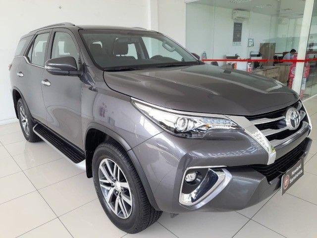 Toyota SW4 2.8 SRX 4X4 Diesel 7 Lugares Automática 2018/2019