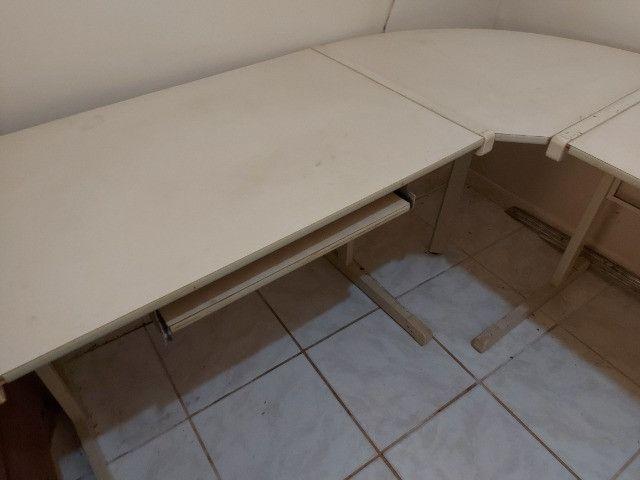 Mesa de canto para escritorio - Foto 6