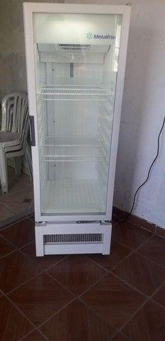 Freezer exposto