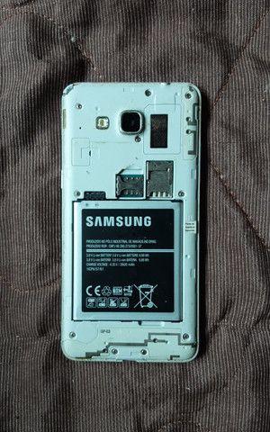 Samsung Grand Prime Duos com TV com defeito - Foto 4