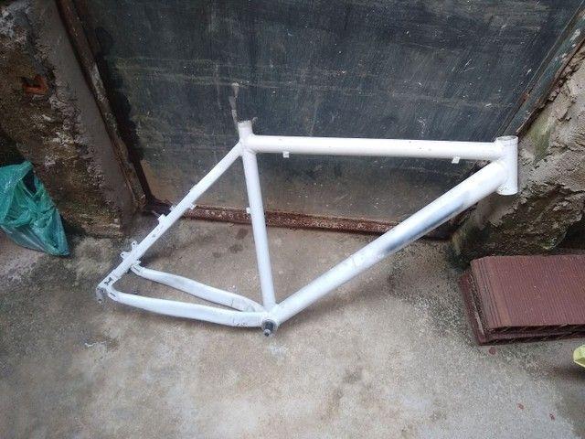 Quadro de alumínio  - Foto 4