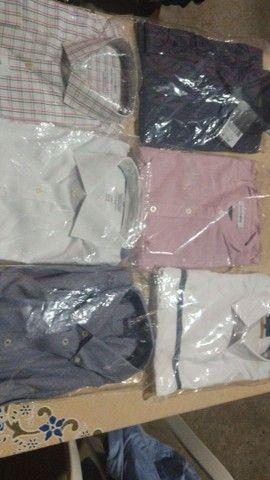Camisa formal masculina - Foto 5