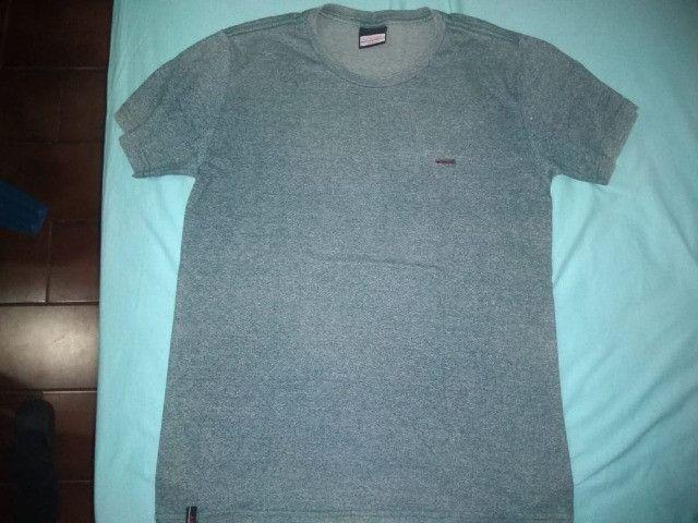 Kit 4 camisas masculinas - Foto 3