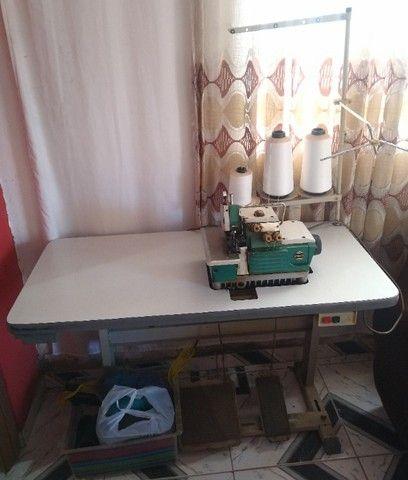 Máquina de Costura Yamata Overlock GN6-3 R$ 1.000,00 P/ Buscar