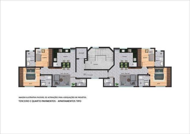 Apartamento à venda com 2 dormitórios em Serra, Belo horizonte cod:701027 - Foto 2