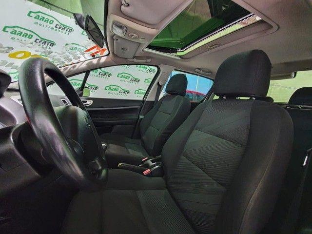 peugeot 307 sedan presence (pack) 1.6 c/ teto - Foto 6