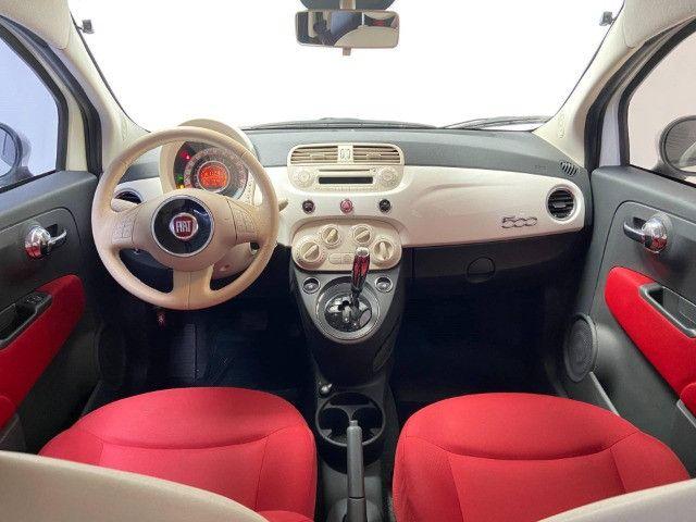 Ágio - Fiat 500 1.4 2013 - Entrada R$ 12.500 + Parcelas R$590 - Foto 8