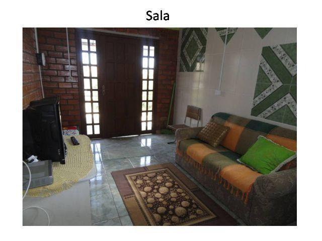 Alugo casa para veraneio em Arambaré 01 quadra da praia - Foto 3