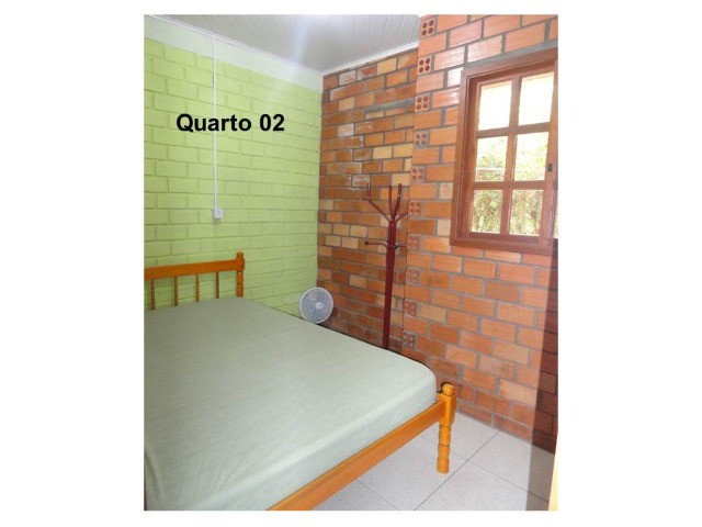 Aluga-se casa para veraneio em Arambaré 01 quadra da praia - Foto 4