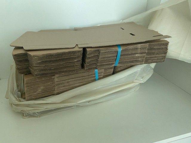 90 Caixas De Papelão 21x15x3 Cm Para Correio / Sedex - Foto 6