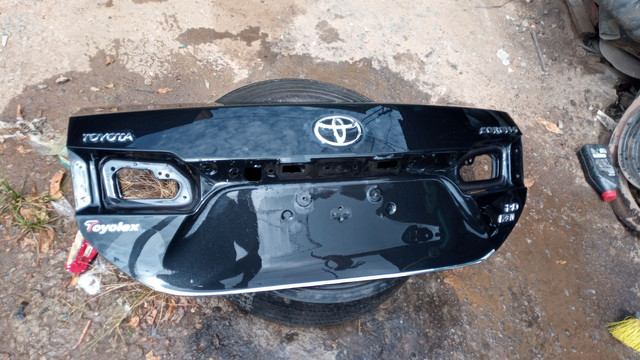 Tampa de mala Corolla 2016 original Toyota zerada - Foto 7