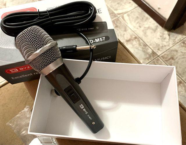 Microfone BYZ D-M57