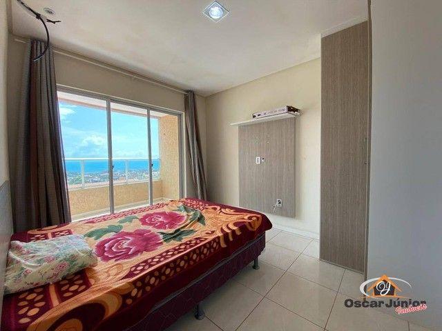 Apartamento com 4 dormitórios à venda, 203 m² por R$ 550.000,00 - Porto das Dunas - Aquira - Foto 12