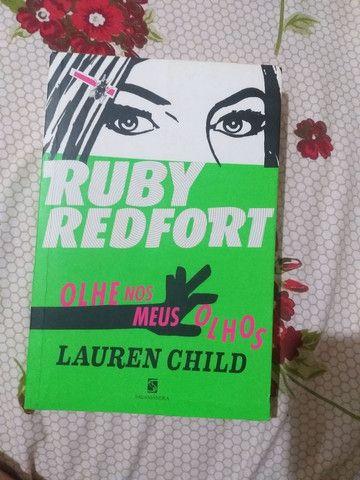 Ruby Redfort Olhe nos Meus Olhos - Lauren Child