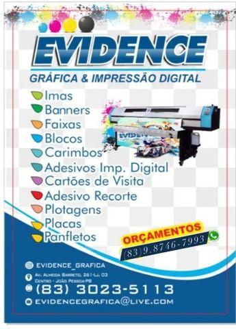 Evidence Gráfica Digital