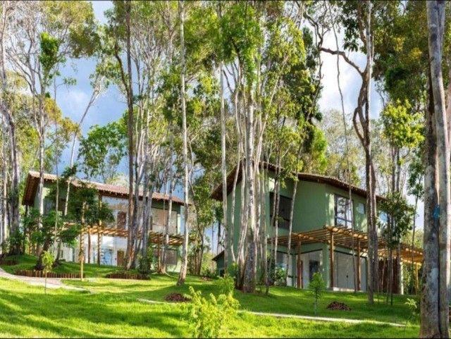 Casa conjugada em Praia do Forte,  2/4 sendo 2 Suítes, Cond. as margens da Lagoa! - Foto 3