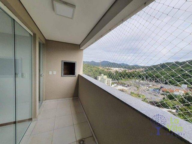 Apartamento com 02 dormitórios (sendo 01 suíte) com 02 vagas individuais de garagem Edifíc - Foto 15