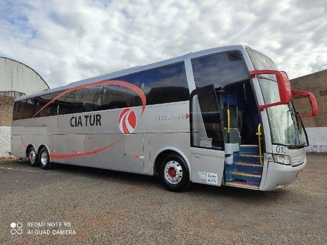 Ônibus Busscar 360 - Scania k-380 - Foto 2