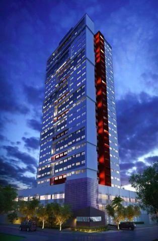 (1)Apartamentos 2 e 3 quartos no Barro Vermelho - 69 m² a 102 m² com 02 ou 03 vagas