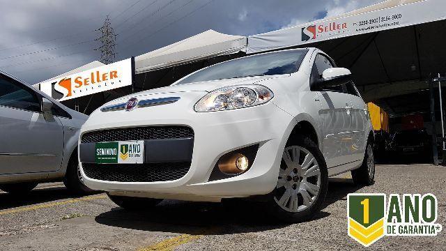Fiat Palio Essence 1.6 16V 5P Flex Dualogic » ESTADO DE NOVO