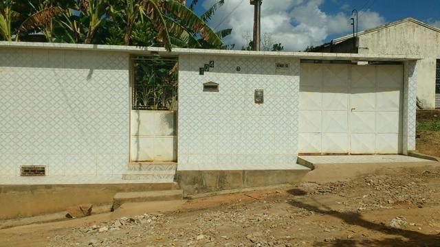 Casa em Palmeira dos indios 10x32 terreno grande otimo para construir mais casas