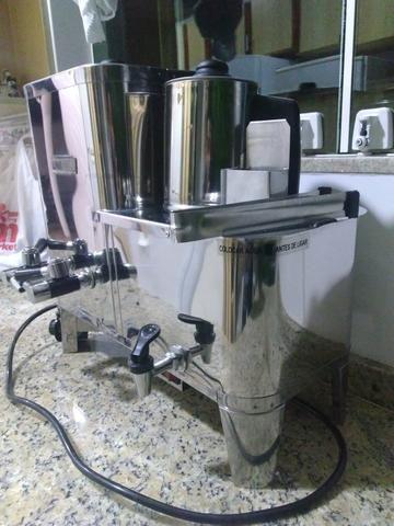 Cafeteira e Leiteira industrial Unisell