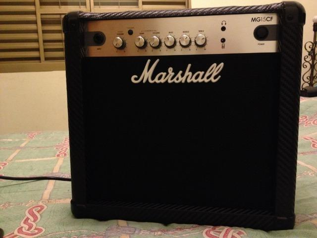 Amp marshall MG15CF