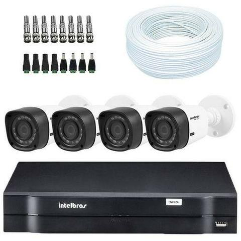 Câmeras de Monitoramento - Instalar