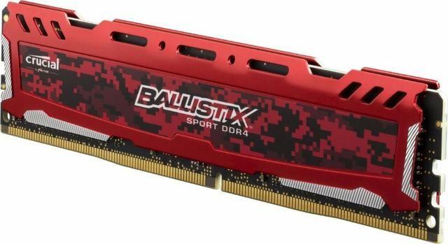 Memória RAM Crucial Ballistix DDR4 c/ Garantia