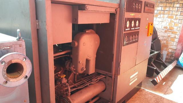 Compressor parafusso Atlas para peças