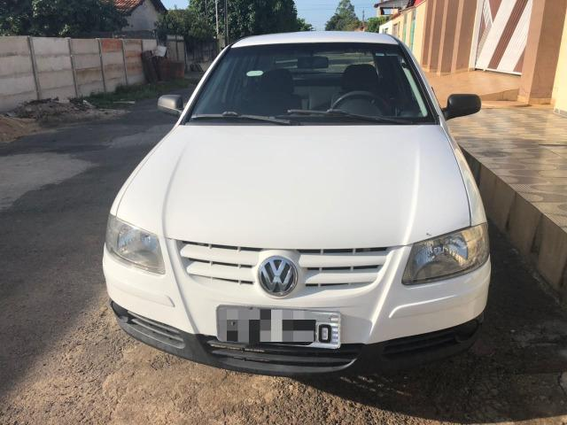Vw - Volkswagen Gol Branco