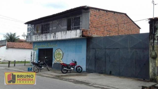 Casa residencial à venda, Parque Soledade, Caucaia - CA0093.