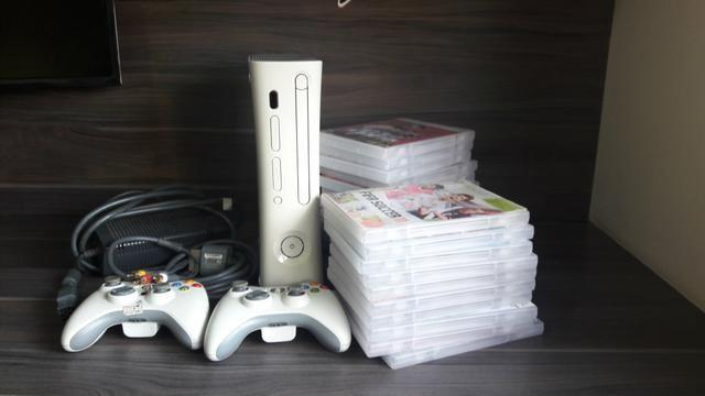 Xbox 360 Arcade Desbloqueado (Usado)