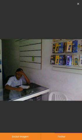 Conserto de celulares e tablets.
