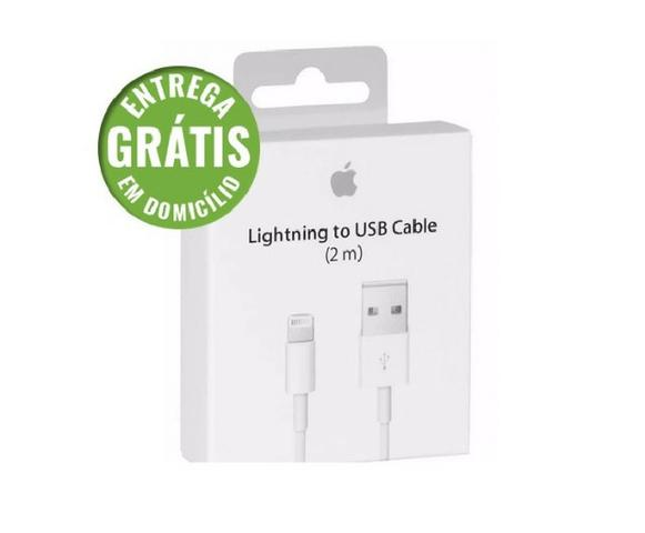 Cabo iphone lightning - entrega grátis