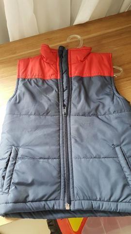 Blusa / colete de frio