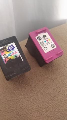 Cartuchos Impressora HP 662