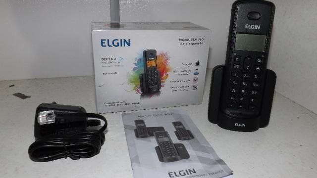 Ramal telefônico para expação Elgin TSF 8000R (novo comprei por engano e nunca usei )