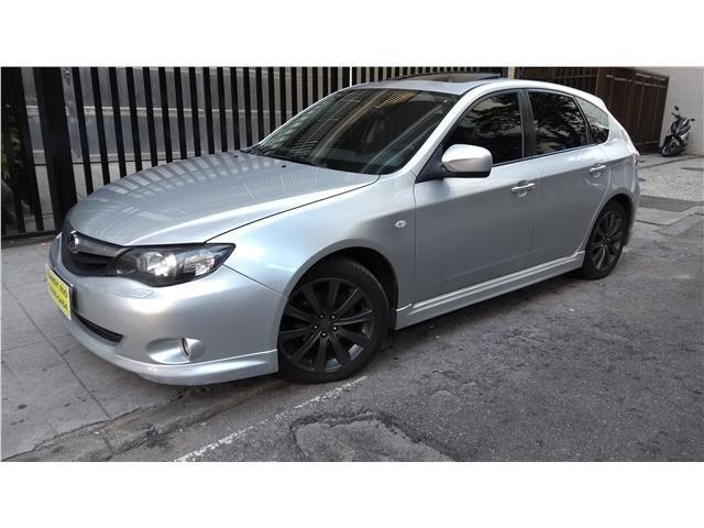 Subaru Impreza 2.0 4x4 16v gasolina 4p automático