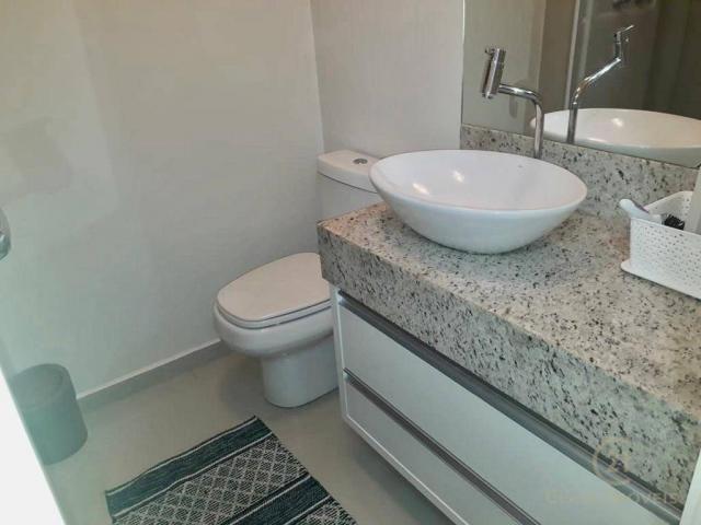 Apartamento com 3 dormitórios à venda, 80 m² - gleba palhano - londrina/pr - Foto 12