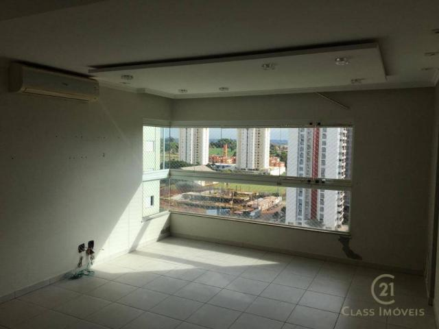 Apartamento com 3 dormitórios à venda, 83 m² por r$ 398.000,00 - gleba palhano - londrina/ - Foto 2