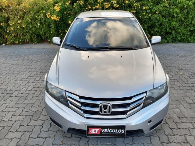 Honda city Lx 2013 automático com gnv ! - Foto 2