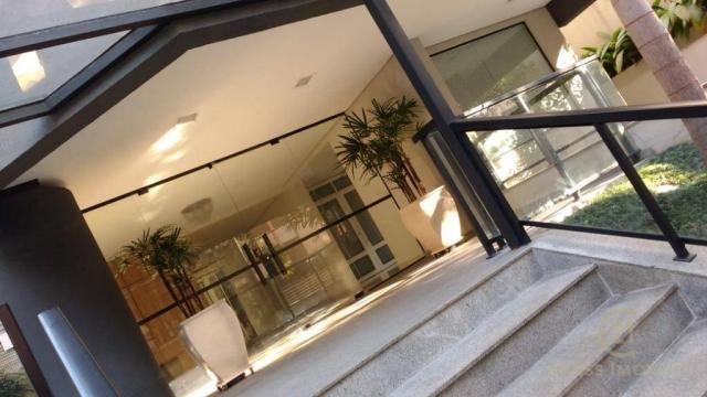 Apartamento com 3 dormitórios à venda, 178 m² - centro - londrina/pr - Foto 2