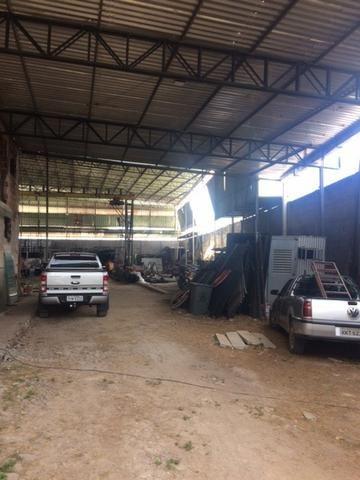 Excelente Galpão/Área Industrial/Comercial 1200m2 em Jardim Prazeres Ótima Localização - Foto 5