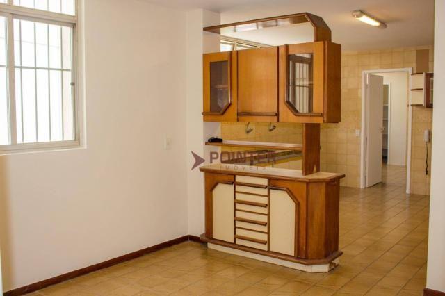 Apartamento com 3 dormitórios para alugar, 270 m², 03 vagas de garagens, ED. NOTRE DAME, p - Foto 8