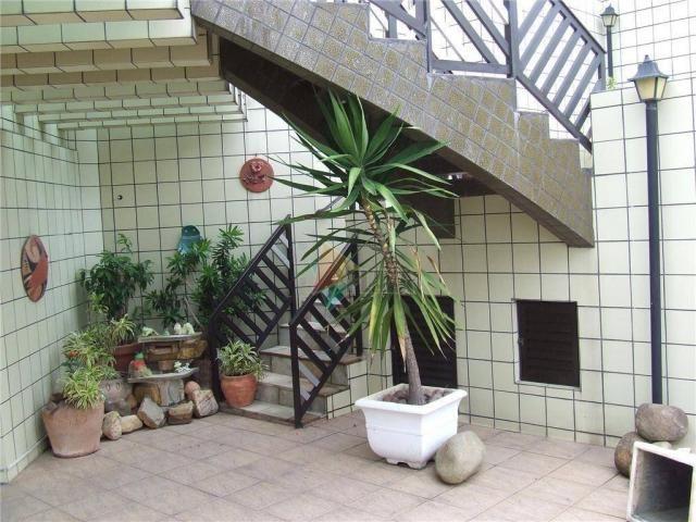 Cobertura com 5 dormitórios para alugar, 600 m² por r$ 4.000,00/mês - tupi - praia grande/ - Foto 3